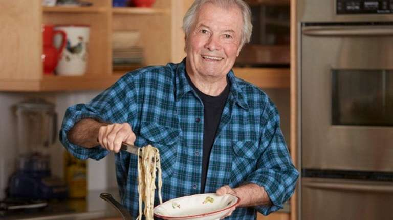 Chef Jacques Pepin's film screening, and a tasting
