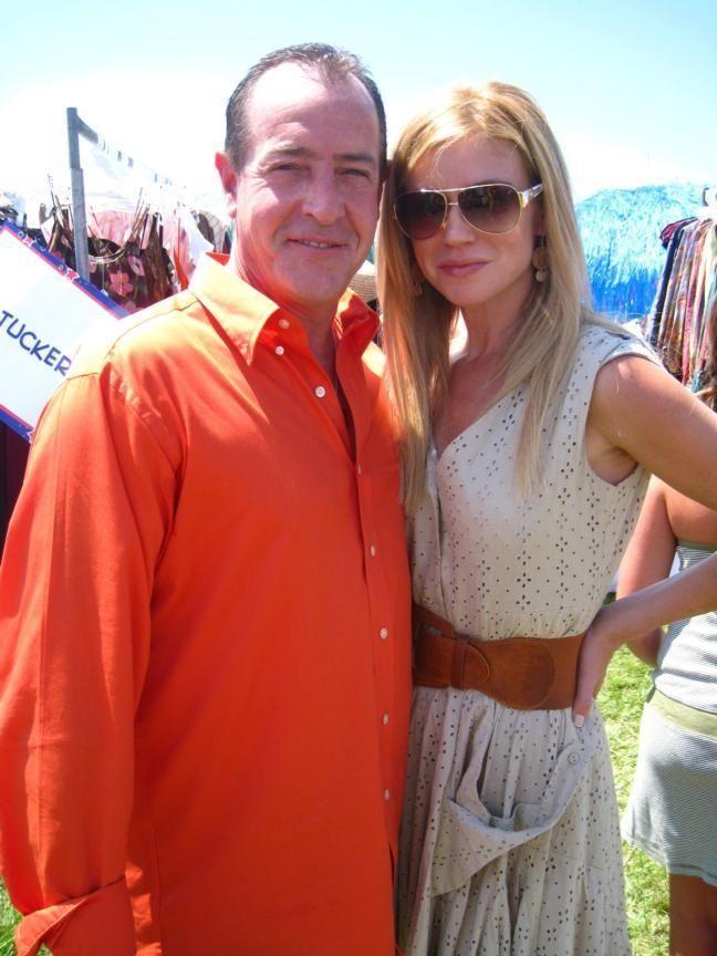 Michael Lohan took girlfriend Erin Muller shopping at