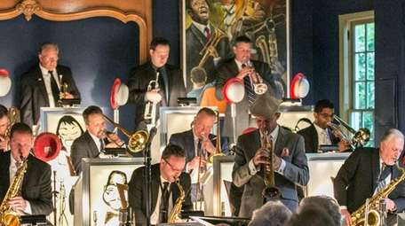 The Jazz Loft Big Band features Loft founder