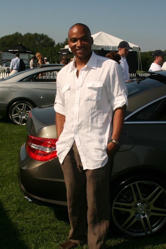 Juan Dihigo at Mercedes Benz Polo Challenge at