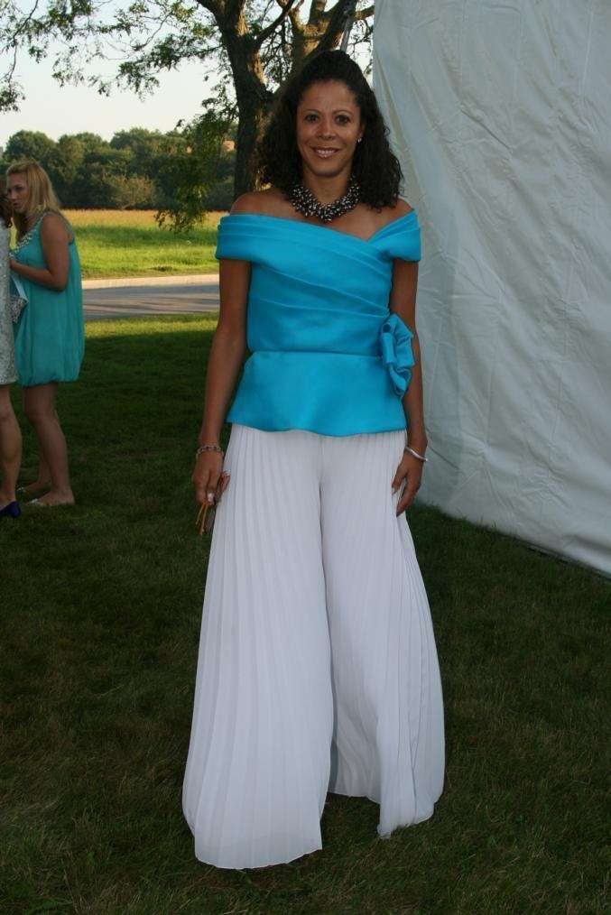 Michelle Paterson at the 51 annual summer party