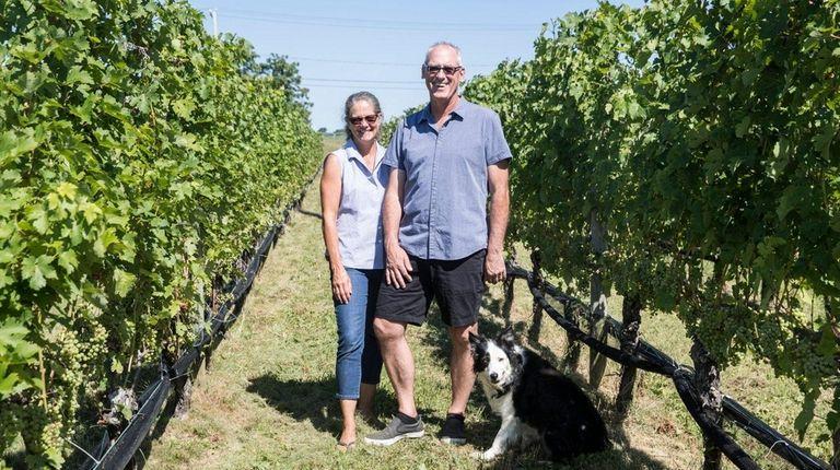 Shinn Estate Vineyards in Mattituck sold to N J  couple | Newsday