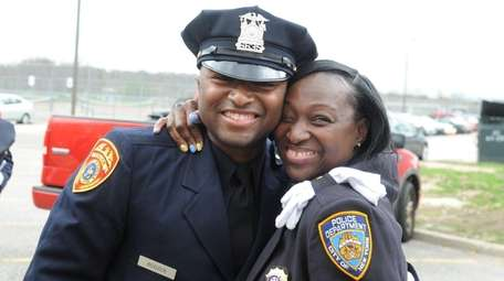 Eleanor Adjei-Burnett, chief of transit with the NYPD,