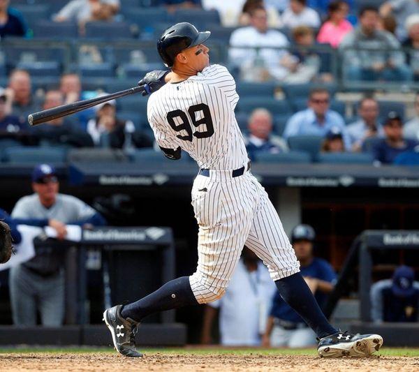 Aaron Judge drives Yankees' power surge | Newsday