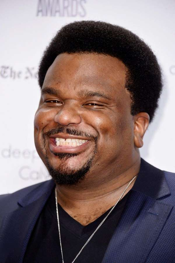 Craig Robinson Will Promote His Children S Book Jake The Fake At Revue In Huntington On April 18 Photo Credit Getty Images Michael Loccisano