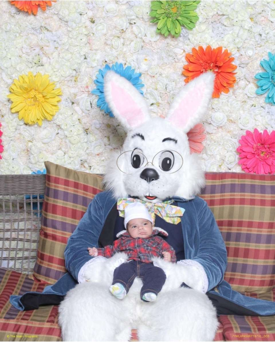 Rayan Badr, 3.5 months with the Big Easter