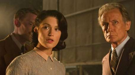 Gemma Arterton and Billy Nighy in