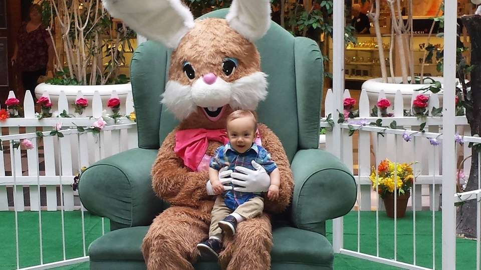 Jake's First Easter