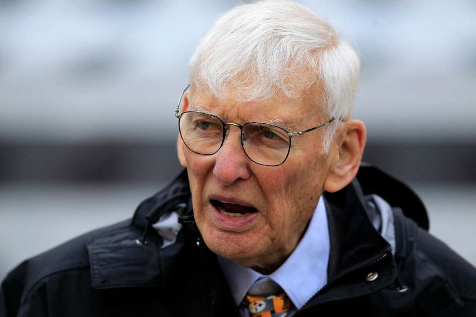Dan Rooney, the Pittsburgh Steelers chairman who was