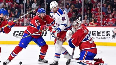 Jeff Petry #26 of the Montreal Canadiens and