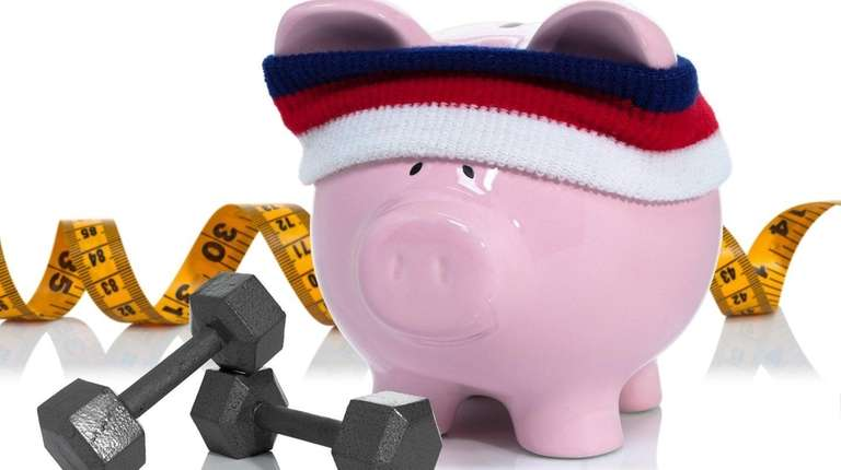 Financial health includes being prepared for the unexpected,