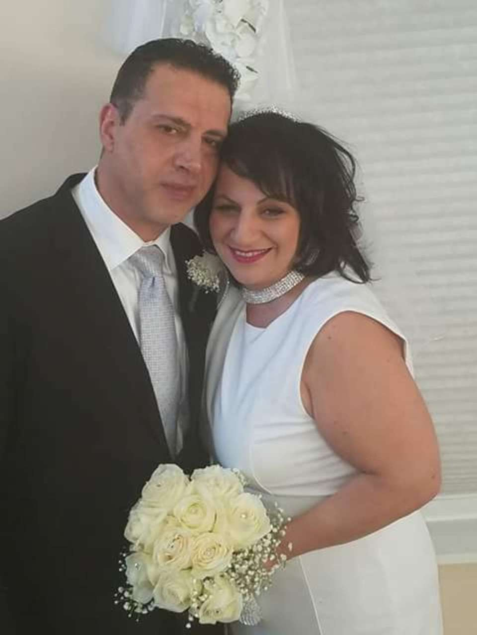 Ahmad AbuSaad & Diana Hanna, Married on March