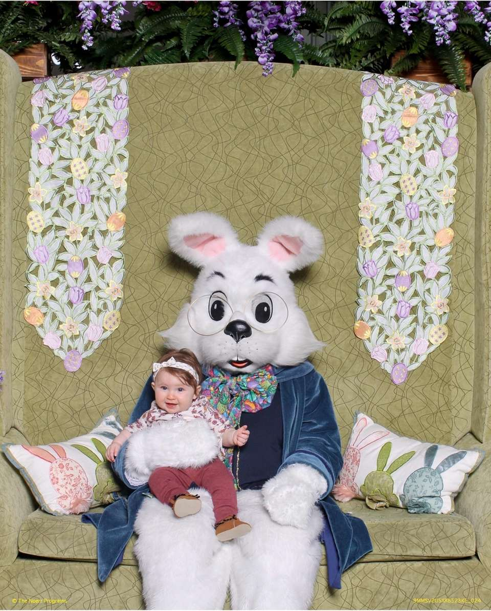 Colleen's First Easter