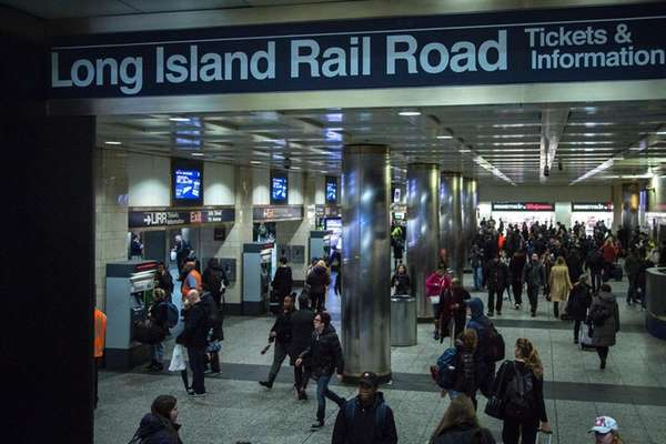 Buses will replace Long Island Rail Road trains
