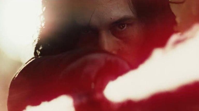Listen carefully: Is that Luke Skywalker speaking his