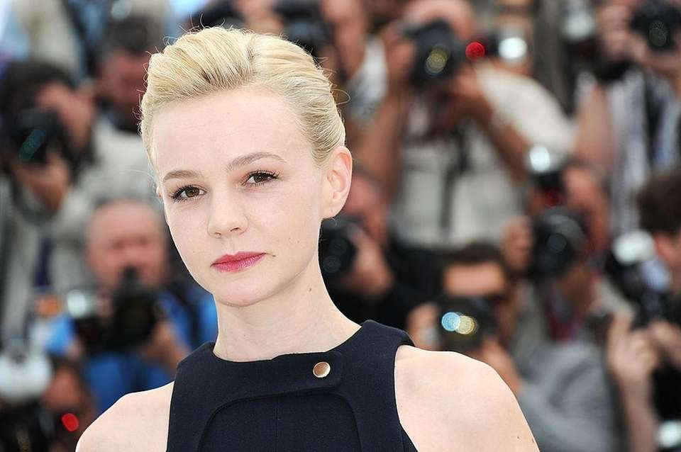 English actress Carey Mulligan was born May 28,
