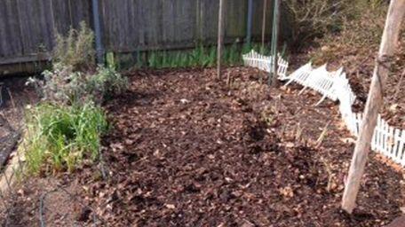 Start of gardening season.