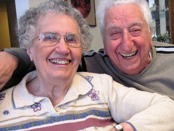 Yvonne and Joe Scorcia of Howard Beach, Queens,