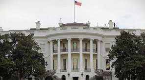The White House on Feb. 2, 2017.