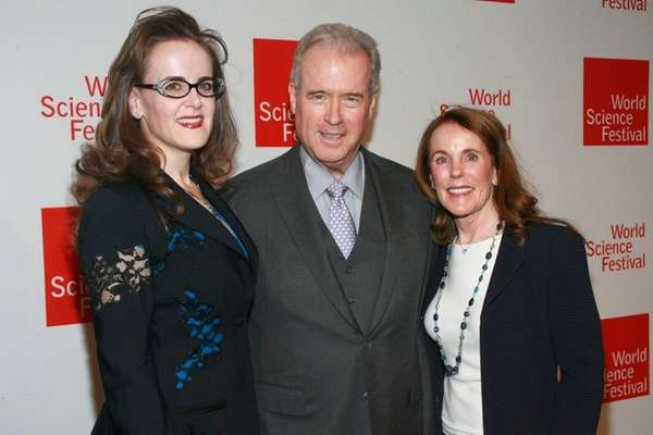 Mercer family members, from left, Rebekah Mercer with