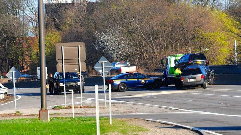 A wrong-way driver faced charges including reckless driving