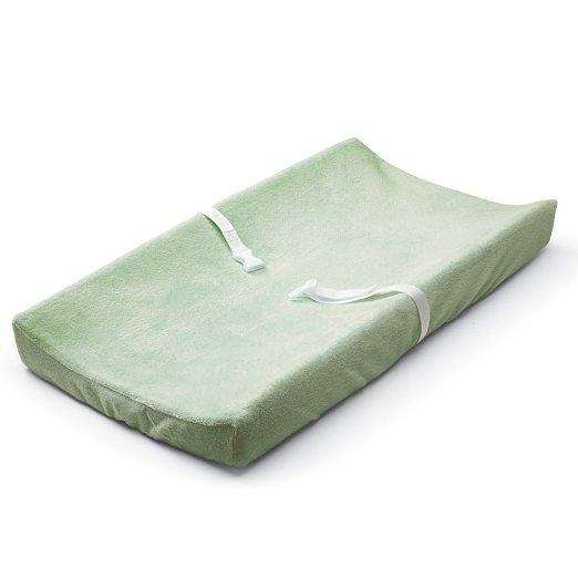 DETAILS: Fits most changing pads; machine washable PRICE: