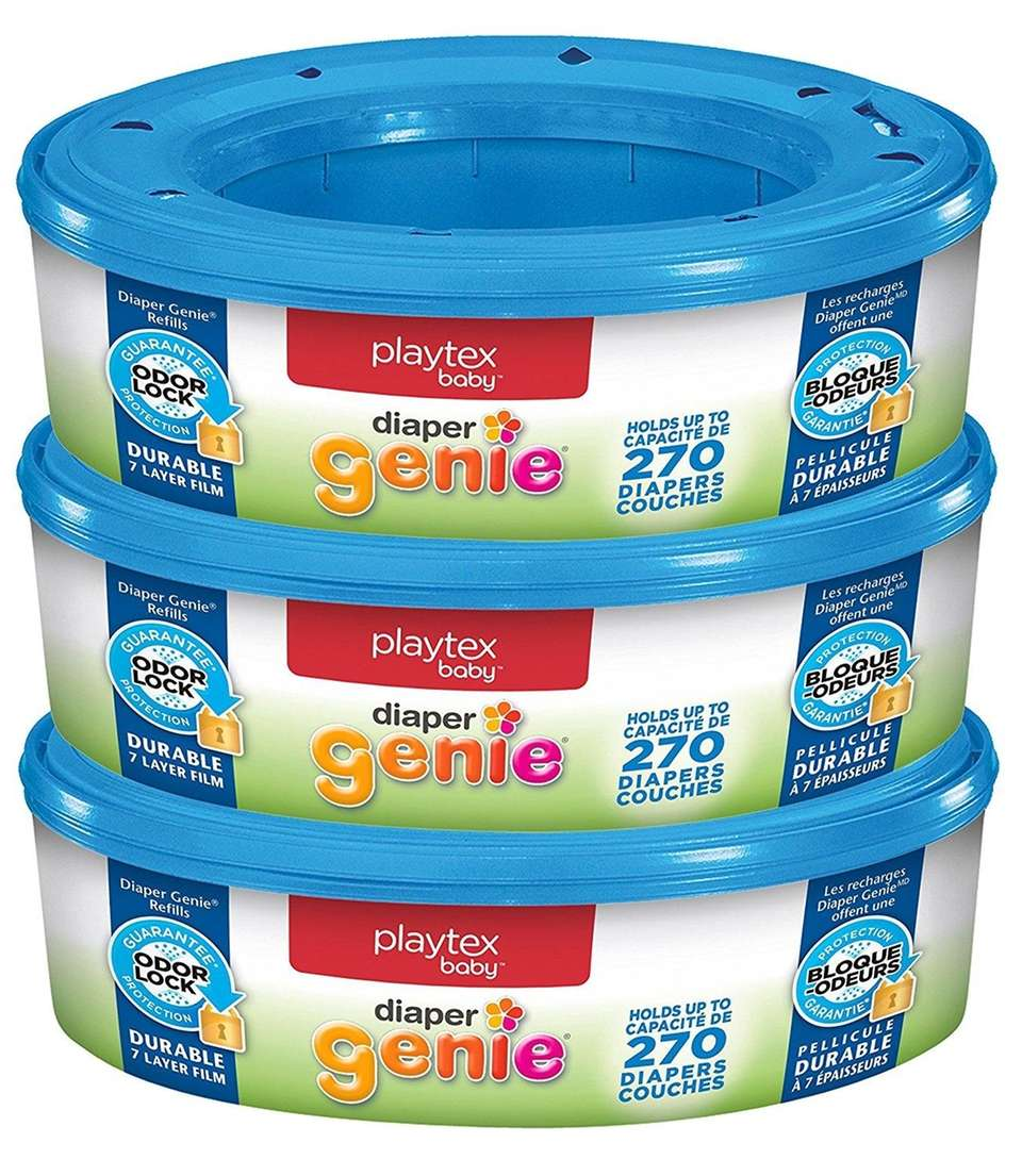 DETAILS: Works with Diaper Genie Elite, Essentials and