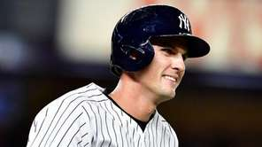 Greg Bird #33 of the New York Yankees