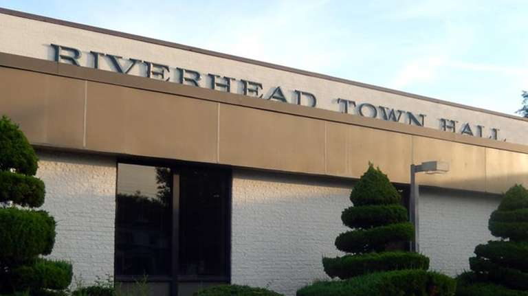 Riverhead Town Hall on May 23, 2013.