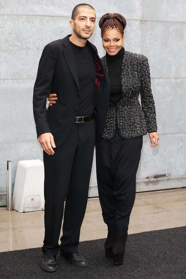 Amid reports that Janet Jackson and her husband