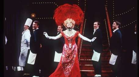Carol Channing, who played the title role in