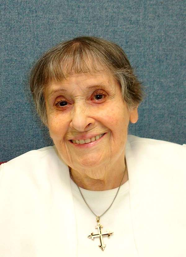 Sister Providence Giammalvo, who served at Our Lady