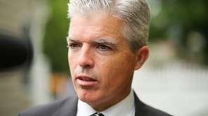 Suffolk County Executive Steve Bellone will deliver his