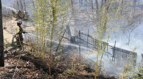 State officials have declared a residential burn ban
