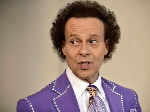 Richard Simmons was hospitalized for a gastrointestinal disorder