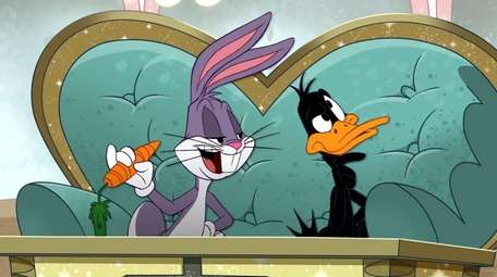Bugs Bunny, Daffy Duck and their 'Looney Tunes'