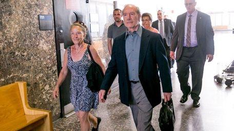 Julie and Stanley Patz, the parents of Etan