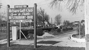 The Milburn Golf Club opened in Baldwin in