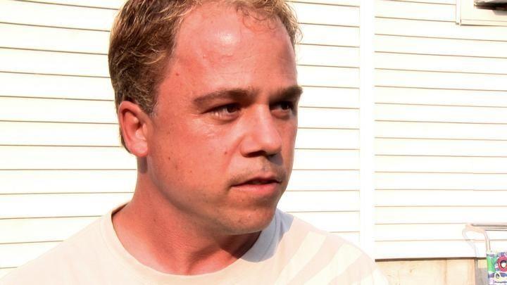 Matthew Gatland, 39, a neighbor of Diane Schuler,