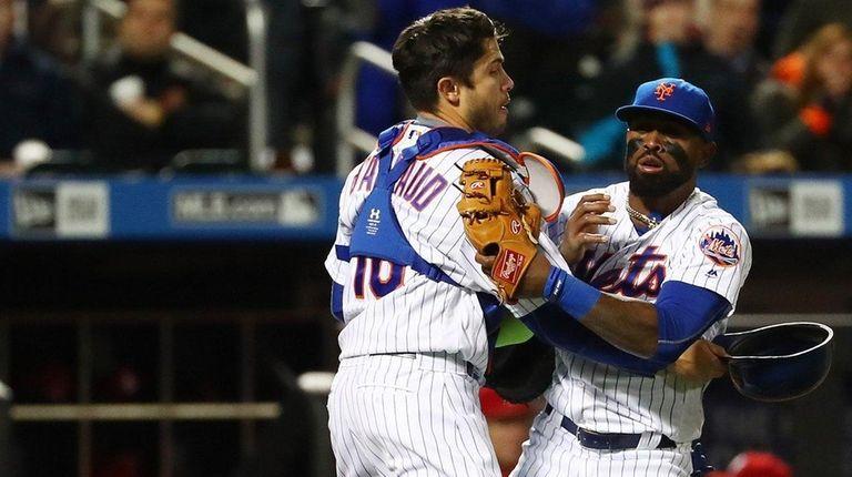 Jose Reyes #7 of the New York Mets