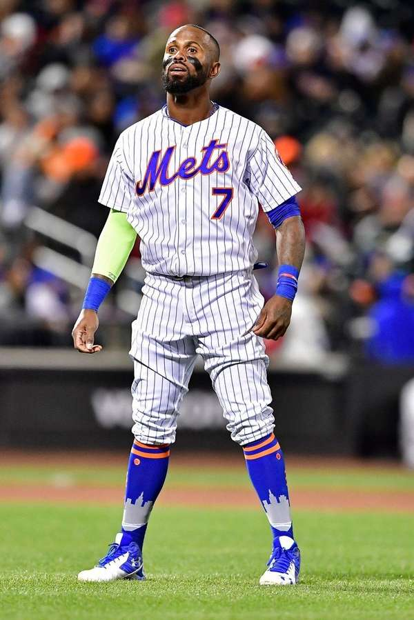 Jose Reyes was hitting .100 for the Mets