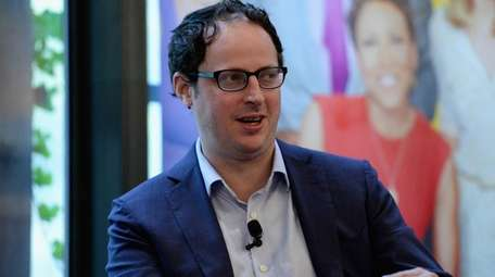 Statistician, author and founder of FiveThirtyEight Nate Silver