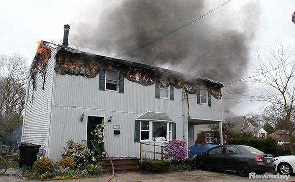 A Suffolk County Fire Communications spokesman said a
