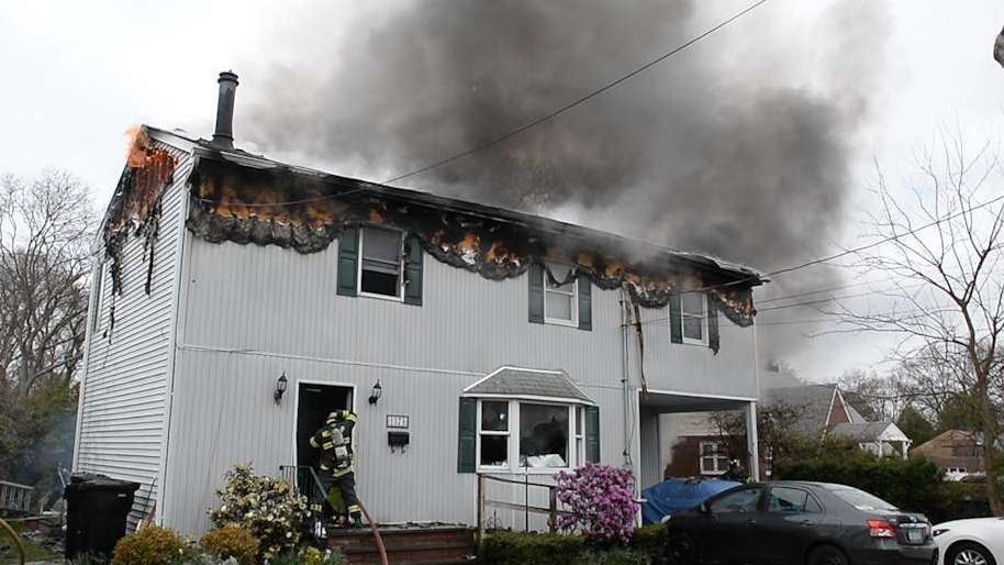 A Suffolk County Fire Communications spokesman said a