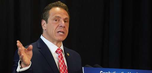 Gov. Andrew M. Cuomo talks about providing financial