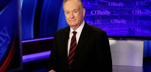 Fox host Bill O'Reilly of