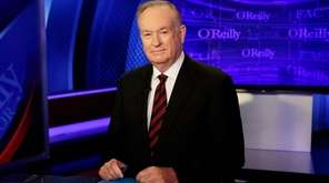Fox host Bill O'Reilly of