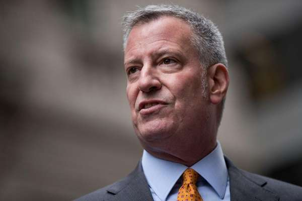 NYC mayor lashes out over DOJ 'soft on crime' statement