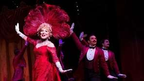 Bette Midler brings her nonstop show-biz virtuosity to