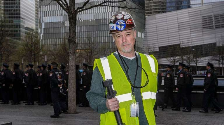 Kevin Murphy, an Iron Worker who survived 9/11